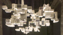 Sculpture d'Andreas Fogarasi