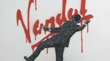 Nick Walker Vandal Newsarttoday.tv