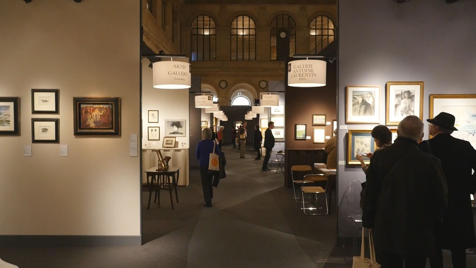 salon du dessin 2017 palais brongniart news art today